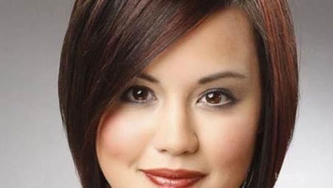 Tips Potongan Rambut Pendek Untuk Kamu Yang Berwajah Bulat