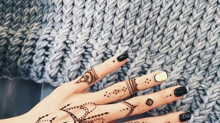 5 Tips and Trik Merawat Henna agar Tahan Lama