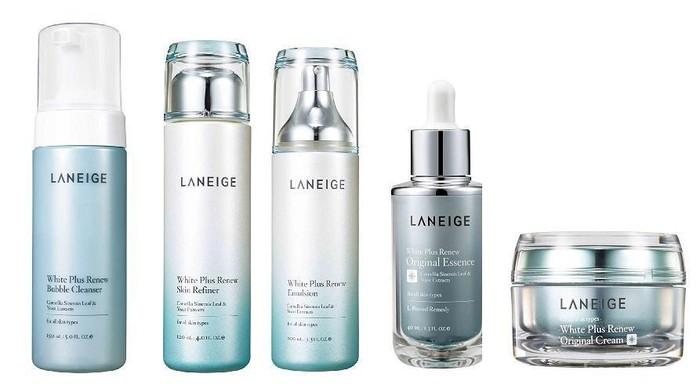 Rekomendasi Skincare Korea Premium Untuk Cerahkan Kulit Kusam