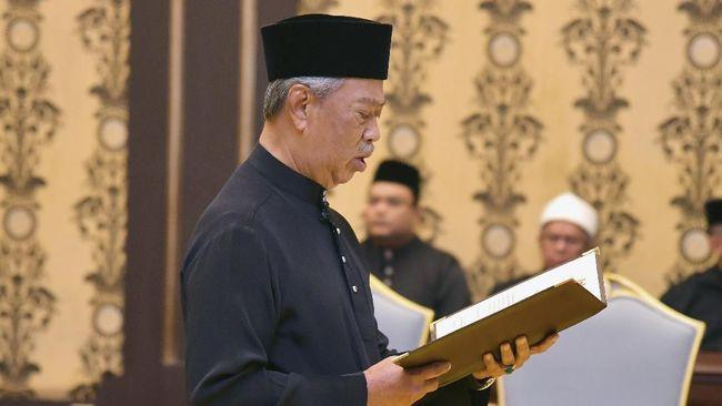 Koalisi Pakatan Harapan (PH) mengkritik jumlah jabatan di dalam kabinet PM Malaysia Muhyiddin Yassin yang dianggap terlalu besar.