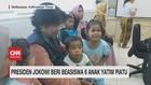 VIDEO: Presiden Jokowi Beri Beasiswa untuk 6 Anak Yatim Piatu