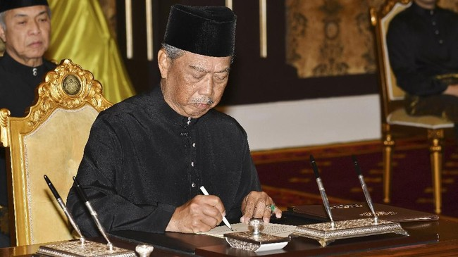 PM Malaysia: Pemilu Baru Akan Digelar Usai Pandemi Corona