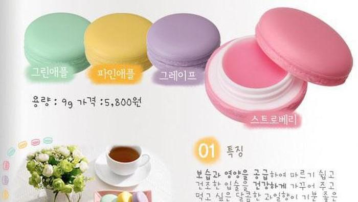 5 Best Selling Lip Balm Korea Versi Korea Department Store