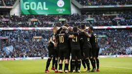 Penonton Berpeluang Datang ke Wembley Saat Final Piala FA