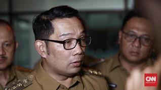 Ridwan Kamil: Jokowi Bukan Buka Mal di Bekasi, Hanya Simulasi