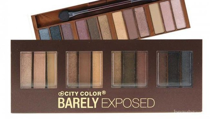 5 Produk Eyeshadow Palette di Bawah Rp 200.000