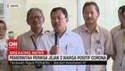 VIDEO: Pemerintah Periksa Jejak 2 Warga Positif Corona