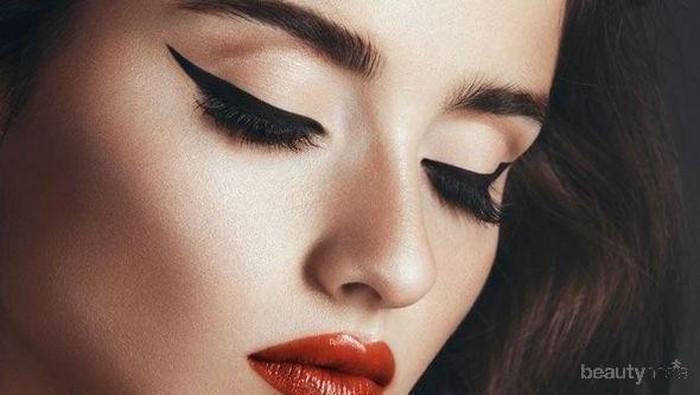 Cara Mudah Gunakan Eyeliner Cair
