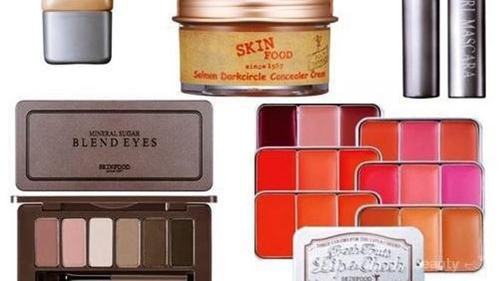 Tampil Cantik Dengan Makeup Terbaik dari Skinfood