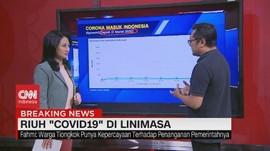 VIDEO: Riuh 'Covid19' di Linimasa