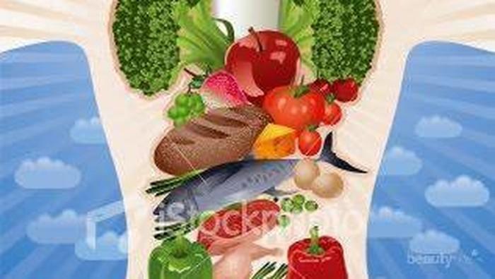 Nyaman Beraktivitas Dengan Makan Makanan Sehat