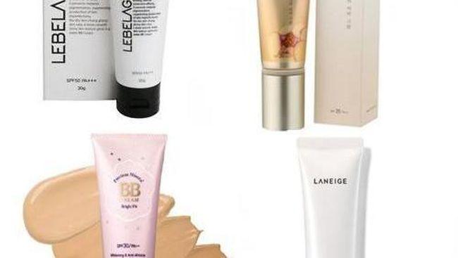 4 Pilihan BB Cream Asal Korea untuk Cerahkan Kulit Wajah