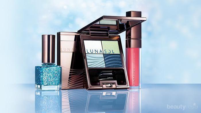 Lunasol Clear Color Collection, Cocok untuk Party Look