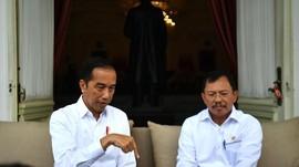 Jokowi Sentil Duit Kemenkes Rp75 T Baru Keluar 1,5 Persen