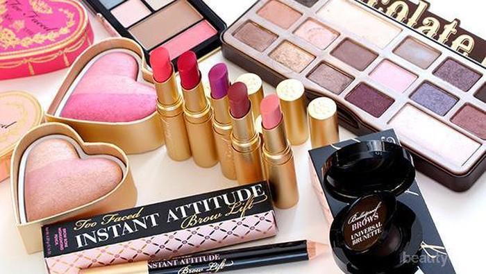 5 Produk Best Seller Dari Brand Too Faced