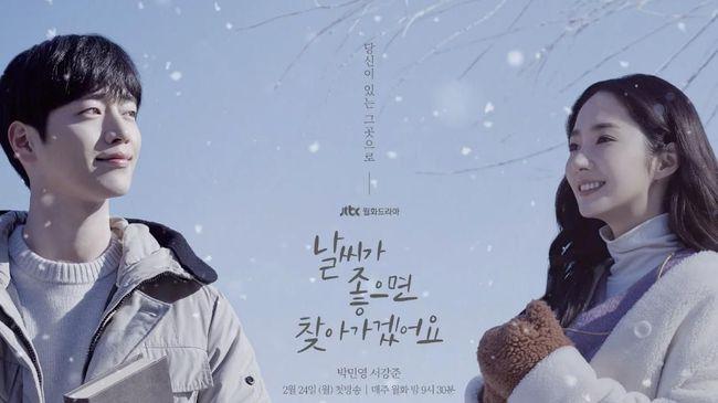 Berdasarkan sinopsis When The Weather Is Fine, drama Korea ini salah satunya mengisahkan kehangatan kembali yang dirasakan Mok Hae-won di kampung halamannya.