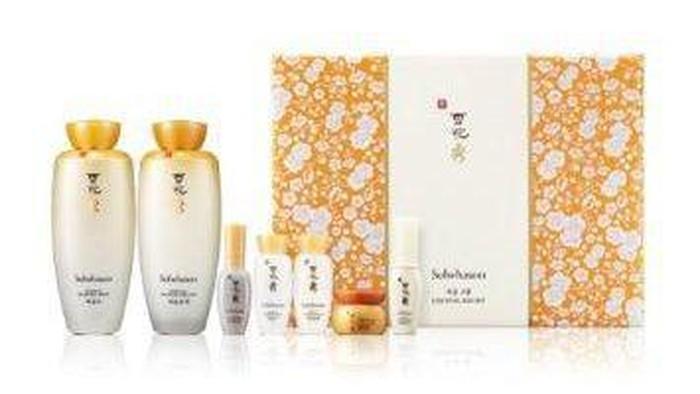 Sulwhasoo Essential Duo Set, High End Skincare Set dari Korea