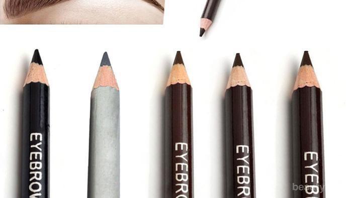 5 Rekomendasi Eyebrow Pencil Tahan Lama untuk Makeup Sempurna