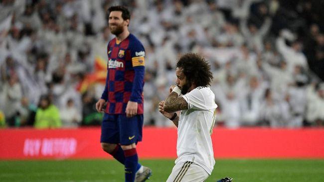Barcelona telah melewati rivalnya di Spanyol, Real Madrid, untuk menjadi klub sepak bola paling berharga di dunia, versi Forbes.