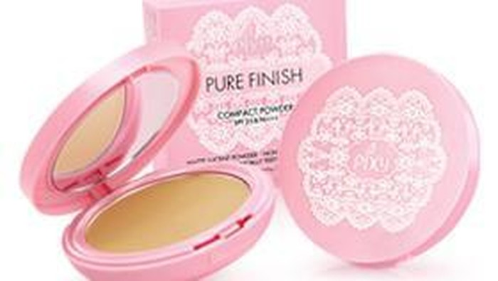 Review: Pixy Compact Powder Pure Finish