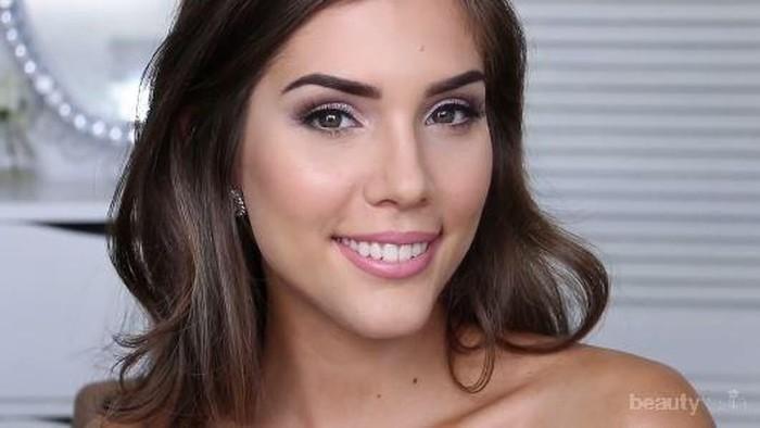 Makeup Natural Mudah dan Simpel untuk Tampil Menawan Saat Menghadiri Pesta