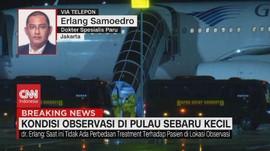 VIDEO: Kondisi Observasi di Pulau Sebaru Kecil