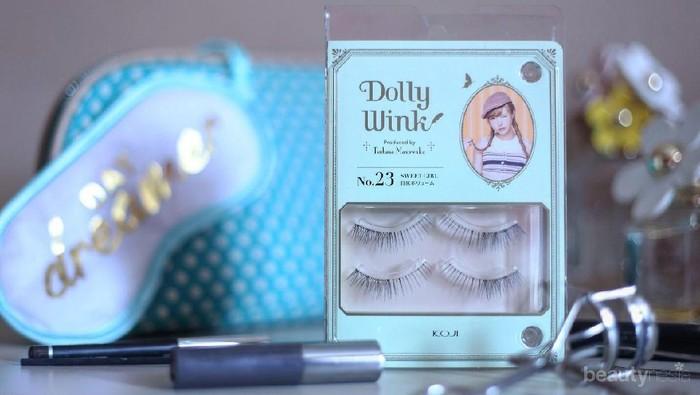 Review: Koji Dolly Wink Eyelash by Tsubasa Masuwaka