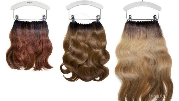 Tampil Cantik & Menawan dengan Hair Wig dari Balmain