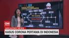 VIDEO: Kasus Virus Corona Pertama di Indonesia