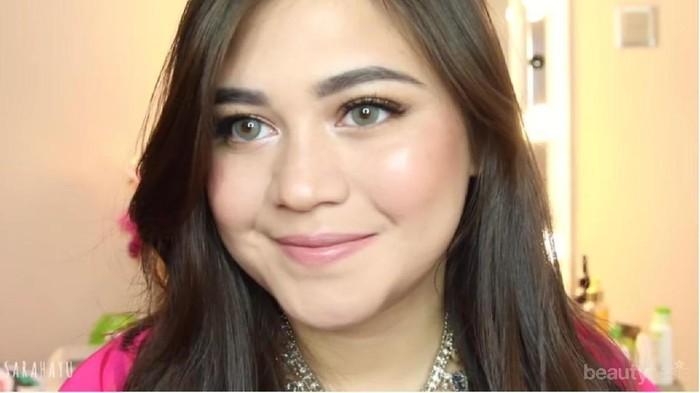 Gaya Makeup untuk Lebaran by Sarah Ayu