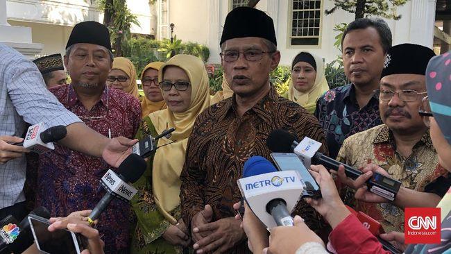 PP Muhammadiyah mengimbau agar umat Islam tidak memaksakan diri salat tarawih di masjid apabila kondisi tidak memungkinkan di tengah pandemi virus corona.
