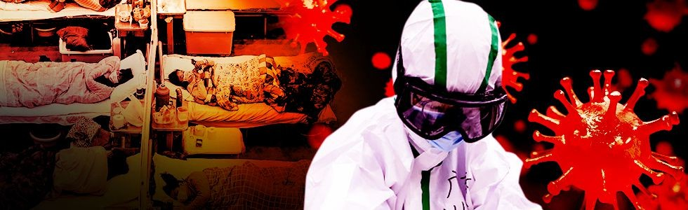Dunia Darurat Virus Corona
