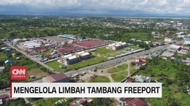 VIDEO: Mengelola Limbah Tambang Freeport (5/5)