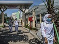 WNA Positif Corona Disebut Kontak dengan 21 Orang di Bali