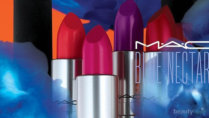 MAC Luncurkan Warna Baru untuk Summer  2016 Melalui Blue Nectar Collection