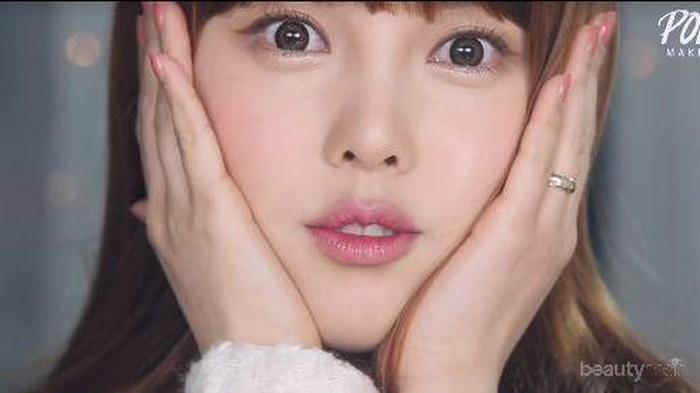 Tiru Gaya Makeup Natural ala Korea untuk ke Kampus