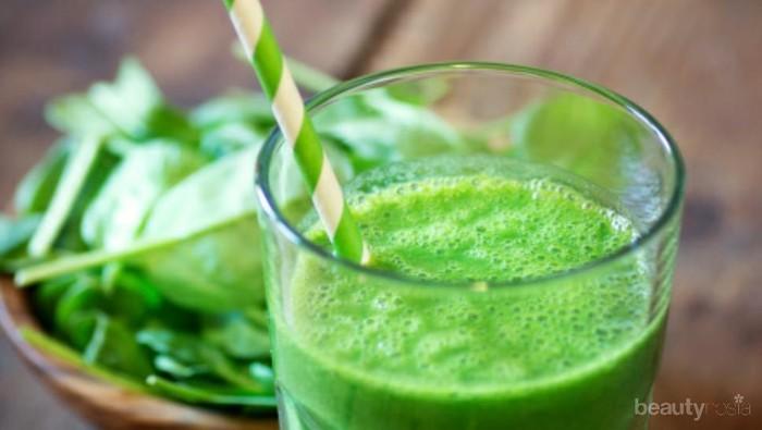 Resep Homemade Green Juice untuk Diet Sehat