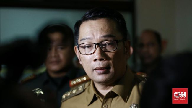 Gubernur Jabar Ridwan Kamil mengatakan maksud dari eksperimen sosial soal Bandung bakal lockdown semata untuk mengingatkan warga tentang ancaman wabah corona.