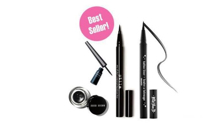 Best Selling Eyeliner, Produk Terlaris untuk Maksimalkan Eye Makeup