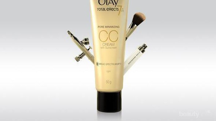5 Produk CC Cream Terbaik untuk Cerahkan Wajah