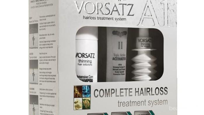 Review: Makarizo Vorsatz Complete Hair Loss Treatment System A1
