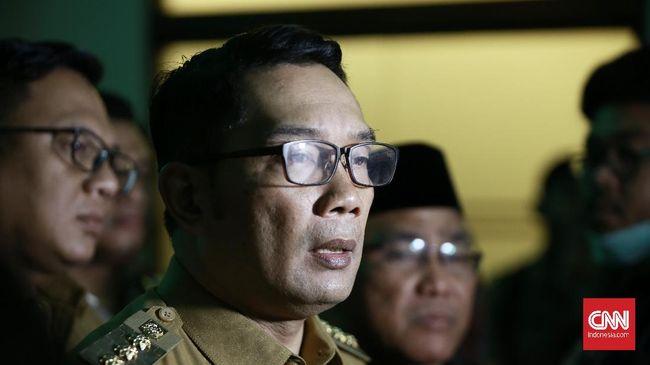 Gubernur Jabar Ridwan Kamil mengonfirmasi salah satu kasus warga Cianjur yang meninggal dan sempat dinyatakan negatif virus corona.