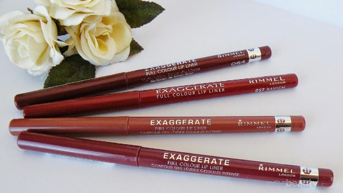 Review: Rimmel Exaggerate Automatic Lip Liner