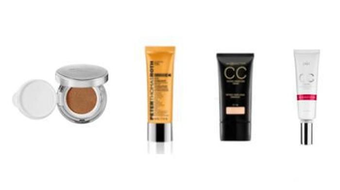 Pilihan CC Cream yang Mengandung SPF