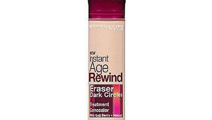 Maybelline Instant Age Rewind Dark Circle Treatment Concealer (Review)