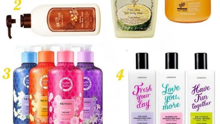 Bersihkan Tubuh Dengan 6 Body Wash Best Seller Asal Korea