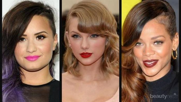 Warna Lipstick Bisa Menunjukkan Kepribadian?
