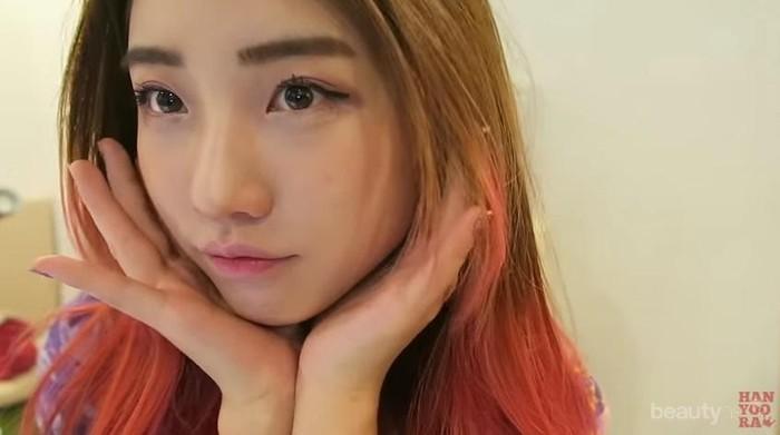 Tips Daily Makeup ala Korea dari Vlogger Han Yoo Ra