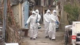 VIDEO: Korea Selatan Kerahkan Tentara Perangi Virus Corona