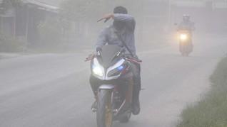 Daftar Wilayah Terdampak Abu Vulkanik Erupsi Gunung Merapi